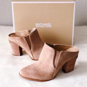 ✨New MICHAEL KORS Braden Closed Toe Heel Mules